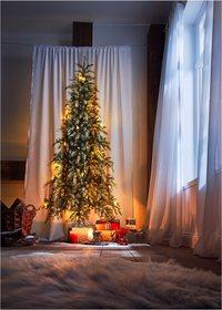 Billige julegardiner